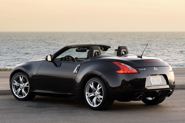 Nissan 370Z Convertible >> First Drive 2010 Nissan 370z Roadster Shrugs Off The Convertible