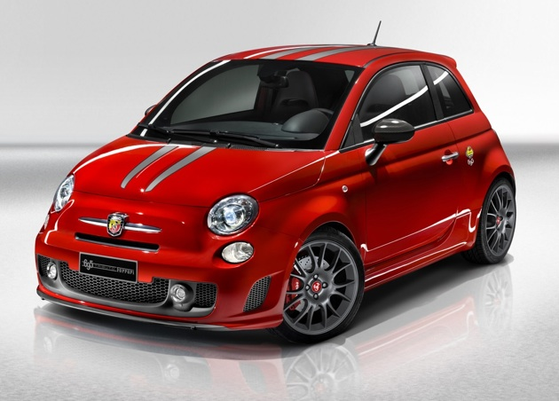 Officially Official Fiat Confirms Abarth 695 Quot Tributo