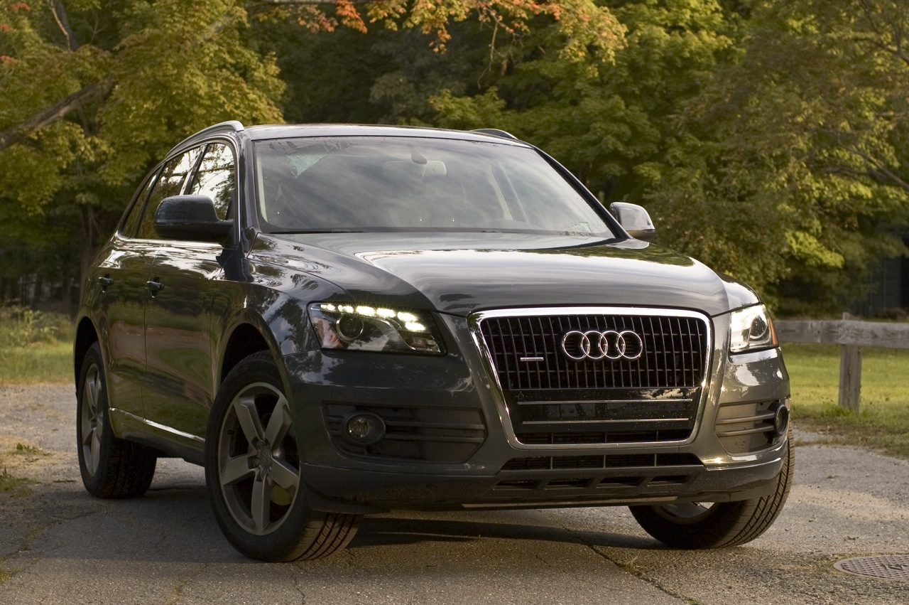 Audi Q5 2009 Black Www Pixshark Com Images Galleries