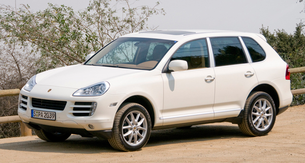 2009 Porsche Cayenne Diesel