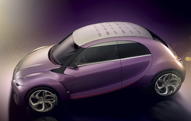 Citroen Revolte concept - Click above for high-res image gallery