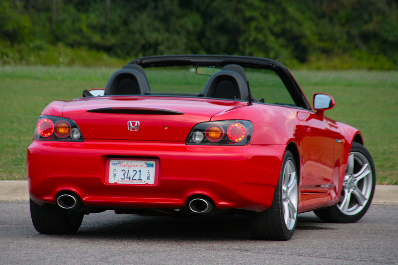 2016 Honda S2000 Performance Review