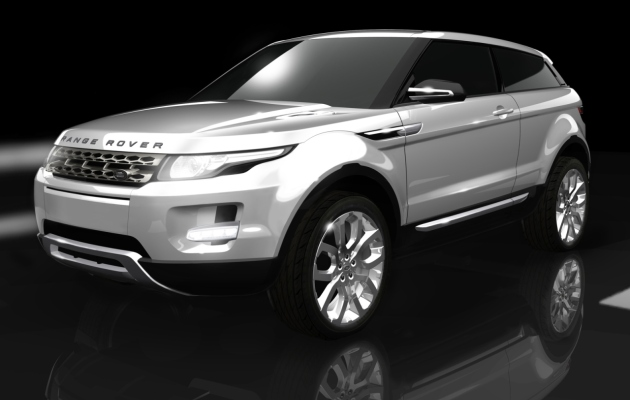 Surprise! Land Rover confirms two-door LRX for production
