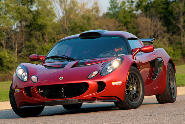 Lotus exige finance deals