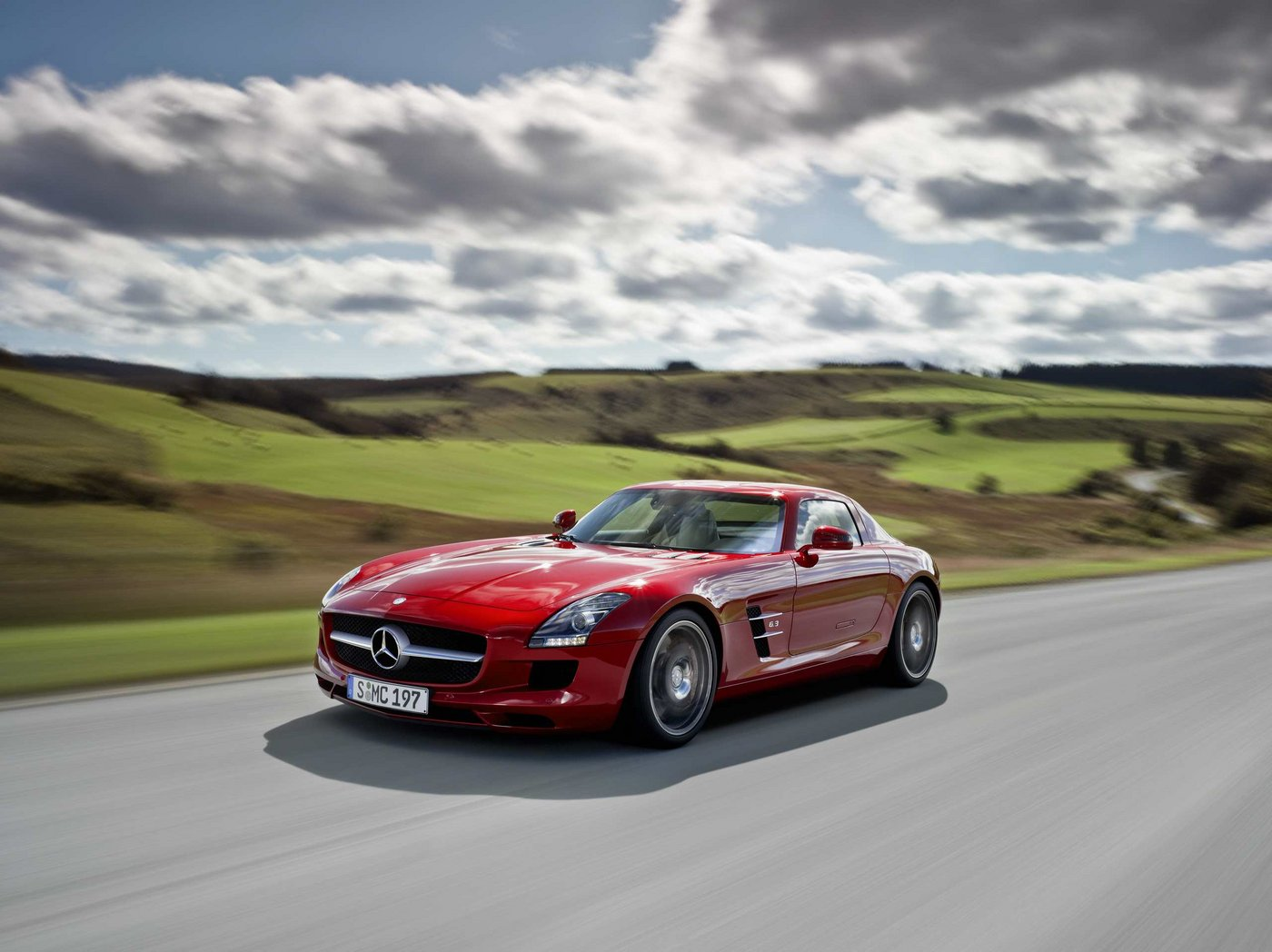 2010 mercedes benz sls amg photo gallery autoblog