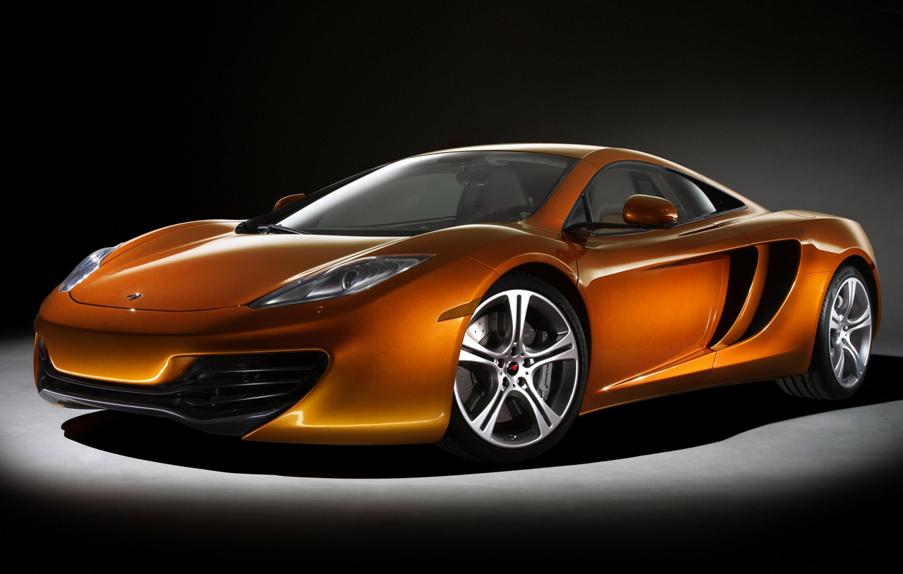 McLaren MP4-12C Photo Gallery - Autoblog