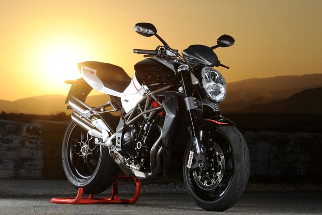 2010 MV Agusta Brutale 1090 RR Front View