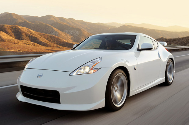2010 Nissan 370Z Nismo Click above for highres image gallery
