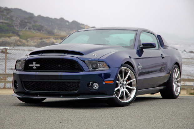 Mustang Shelby GT500 Super Snake