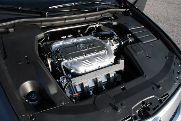 Review Acura TSX V Sacrifices Twisties For Longhaul Cruising - Acura tsx engine