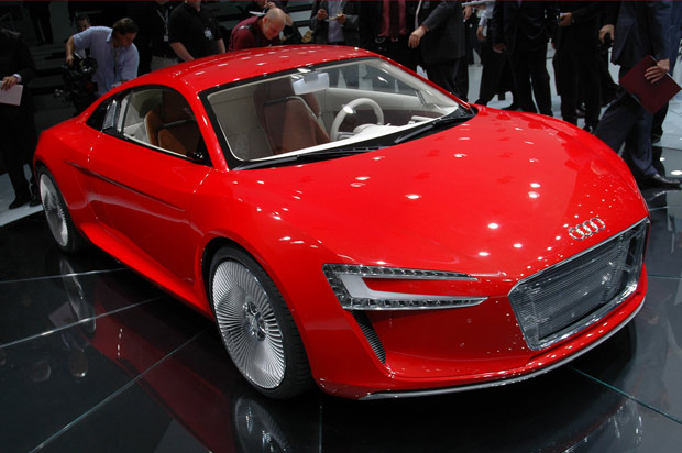 REPORT: Audi plans to produce e-tron, begin testing prototypes within two years