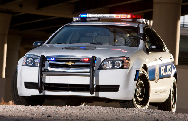 New Chevy Police Cruiser