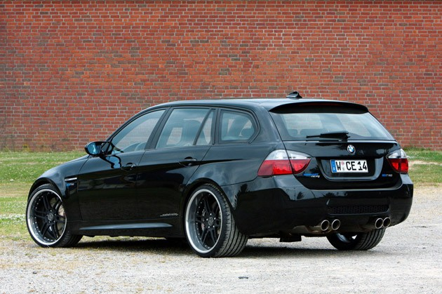 German tuner builds V10-powered BMW M3 wagon