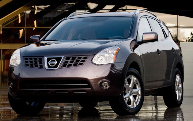 Nissan Recalls 163 000 2008 2009 Rogue Crossovers Over