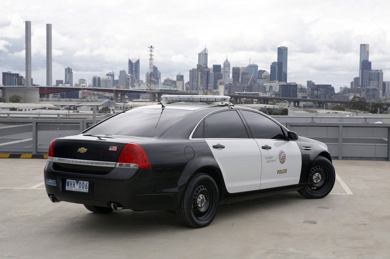 Lapd S New Chevrolet Caprice Ppv With Translogic