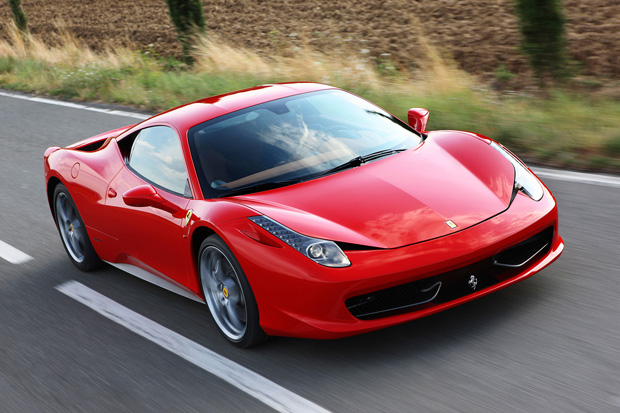 How Much is a Ferrari 458 Italia 5