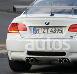 Spy Shots: BMW resurrecting the M3 CSL?