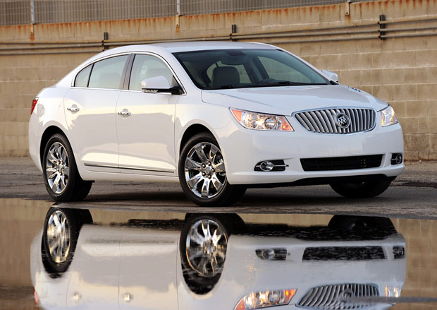 Thread: Autoblog Review: 2010 Buick LaCrosse CXL AWD