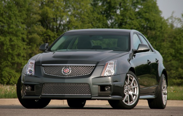 CTS-V Challenge opened up to any would-be Caddy killers