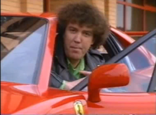 VIDEO: Simply the Best - Clarkson shows Ferrari 348 much love on Top Gear circa 1991