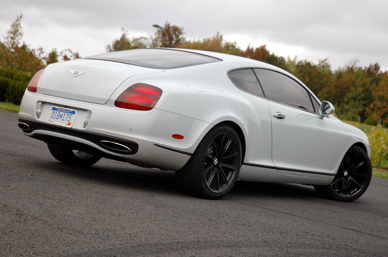 Bentley Continental Gt2 Expected Next Year Autoblog