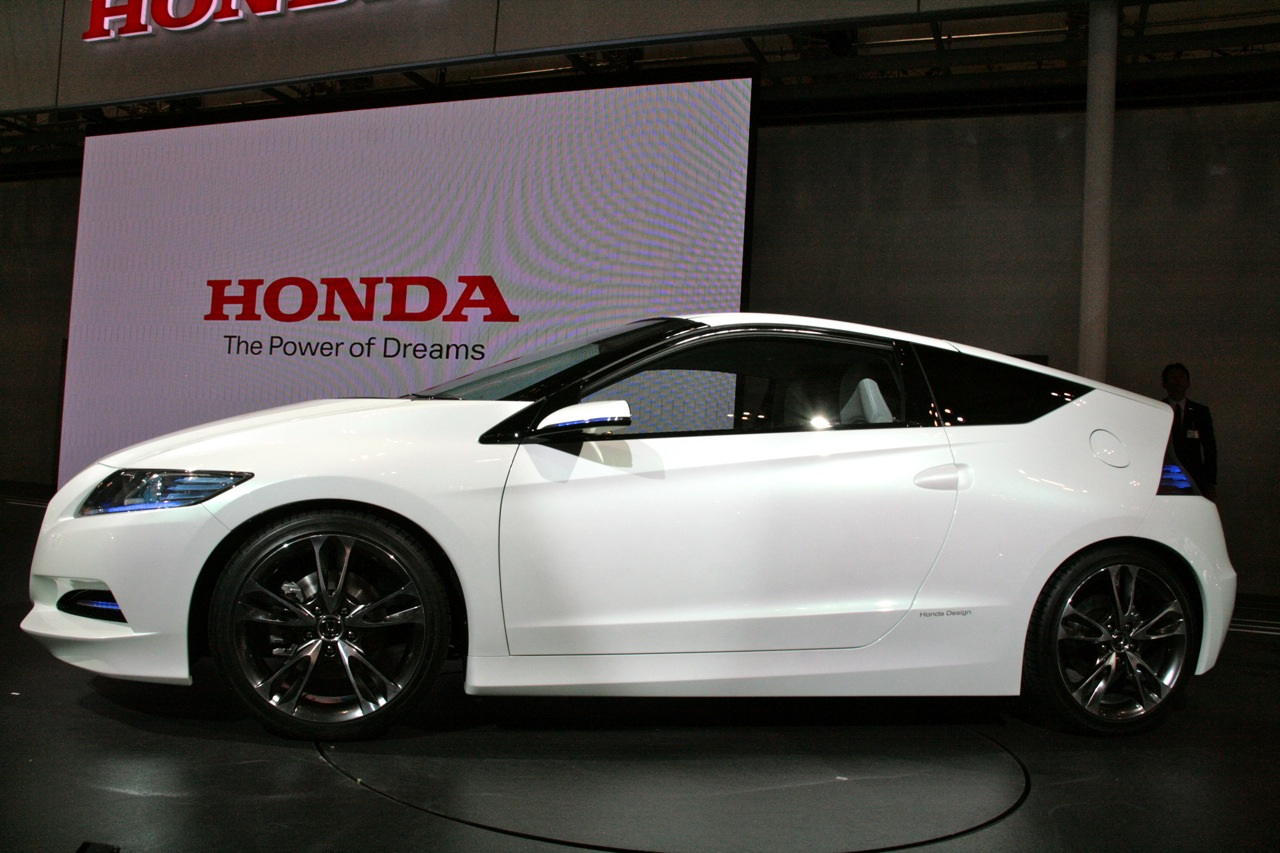 2009 honda cr z - photo #10