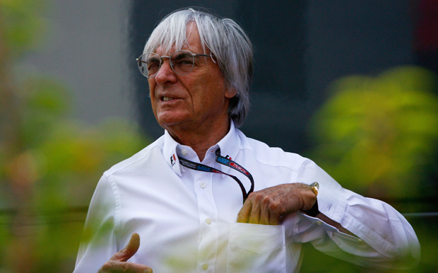 In Bad Taste: Ecclestone calls Senna's death