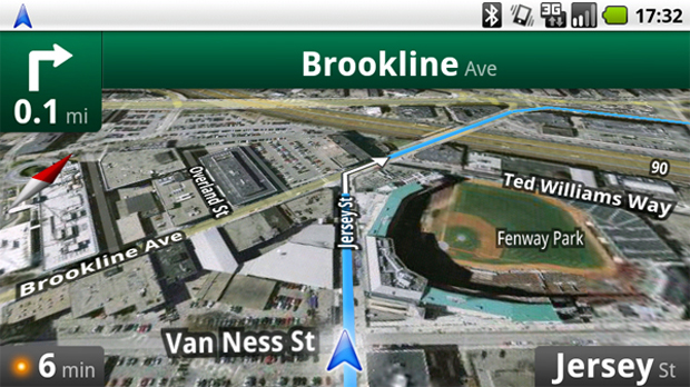 Google bringing free turn-by-turn navigation to mobile Maps [w/ VIDEO]