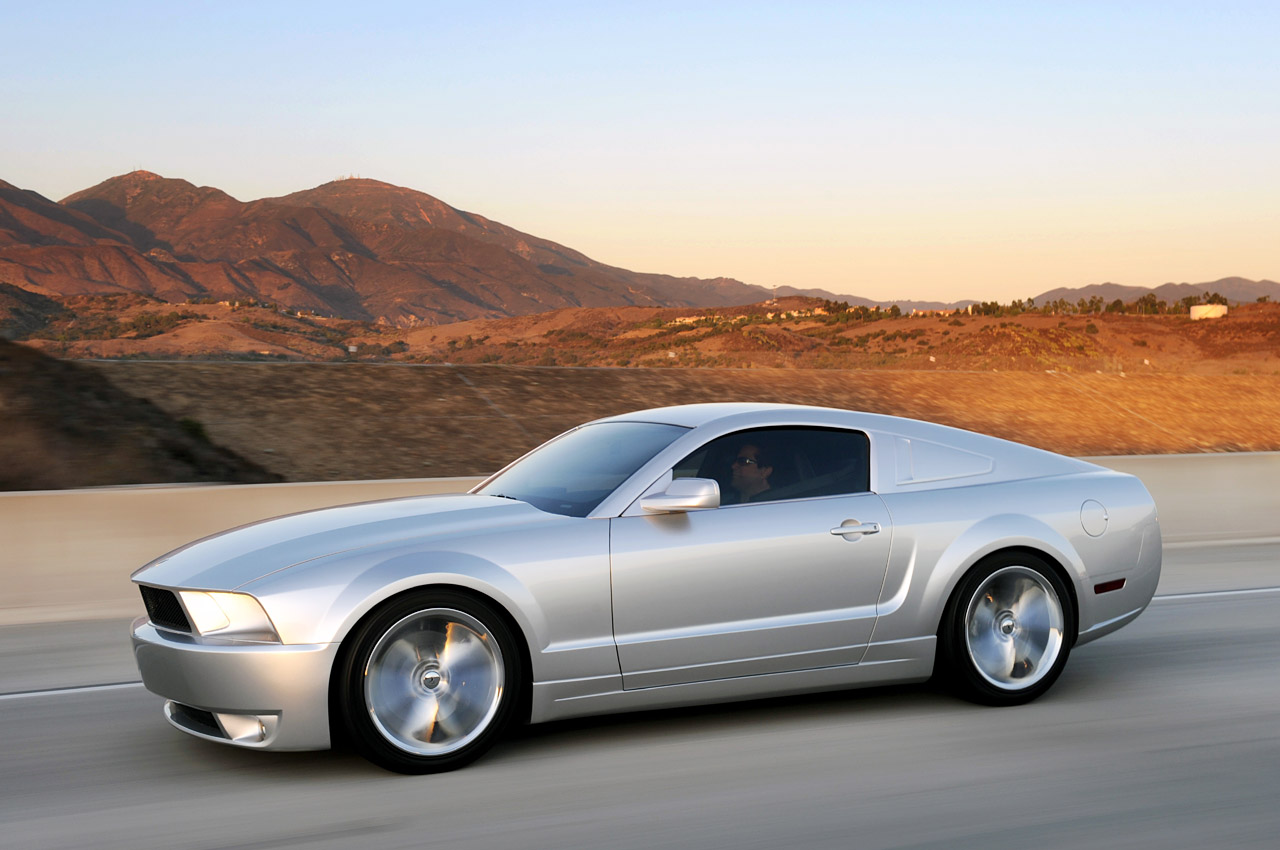 First Drive Iacocca Silver 45th Anniversary Edition