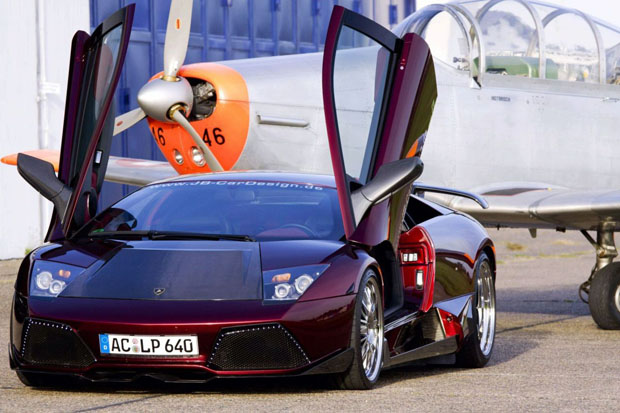 JB Design tweaks Lamborghini Murcielago past the 700 horsepower mark