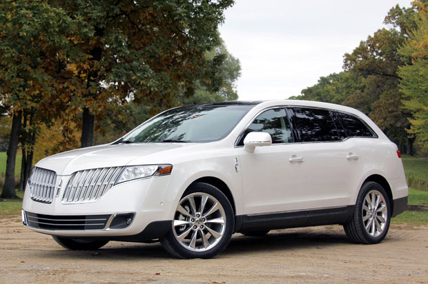 First Drive: 2010 Lincoln MKT EcoBoost has soul of a sports sedan ...
