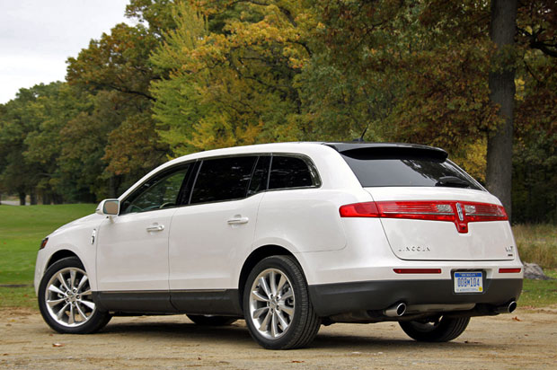 2008 Lincoln Mkt Concept. concept version of the MKT