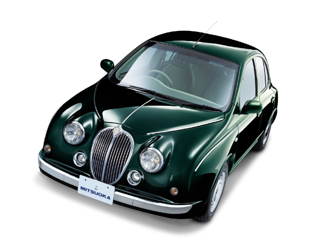 JDM Retrofuturism: Mitsuoka launches updated New Viewt