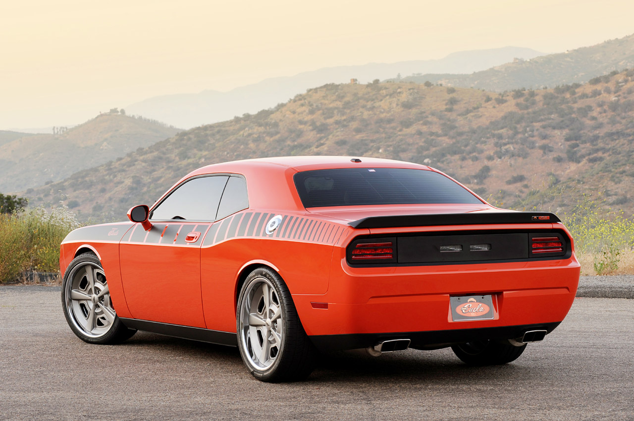 convertible conversion kit for challenger