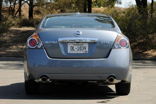 The Nissan Altima Sedan, Coupe, And Hybrid Are Sold Amidst A Segment Chock  Full Of Other Choices. The Updates For 2010, From Cosmetic Makeover To New  ...