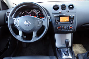 nissan altima 2010 coupe