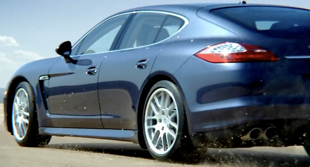 VIDEO: Porsche ad claims Panamera doesn't fall far from the family tree