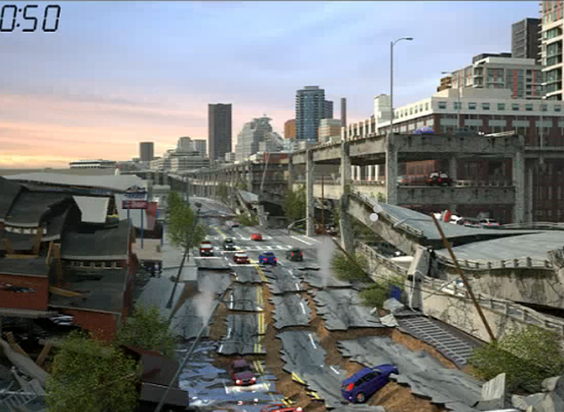 VIDEO: Seattle earthquake viaduct simulation released; timing politically motivated?