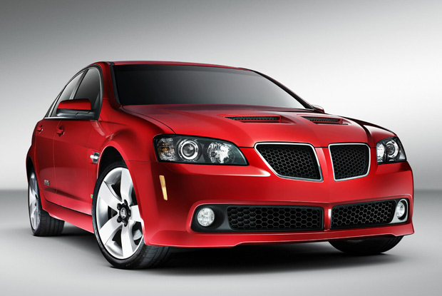 new ssv se with pontiac g8 gt front the holden lion