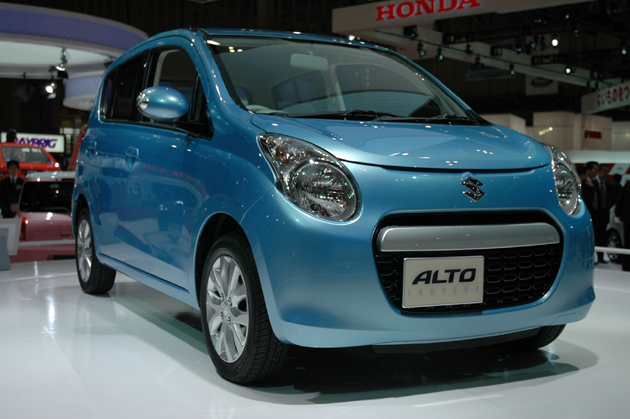 Suzuki Alto Concept -- Click above for high-res image gallery