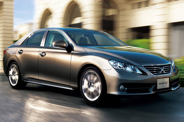 Tokyo Preview: Toyota Mark X enters second generation