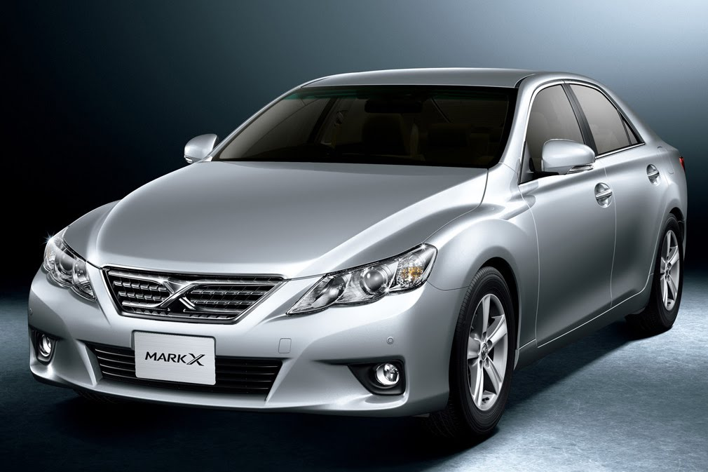 2010 Toyota Mark X Photo Gallery Autoblog