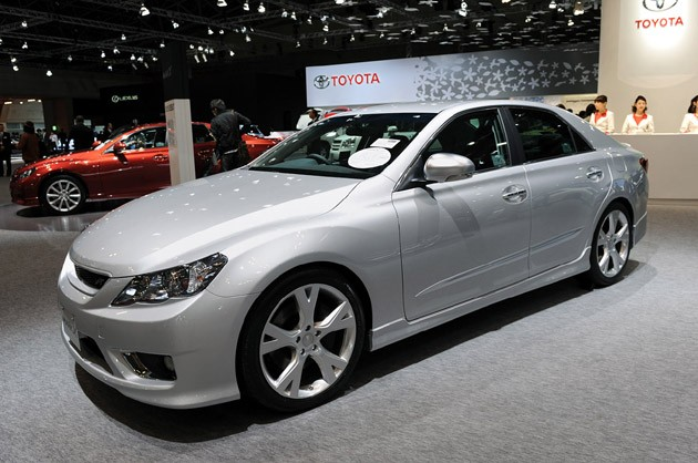 mark x images. 2010 Toyota Mark X - Click above for high-res image gallery