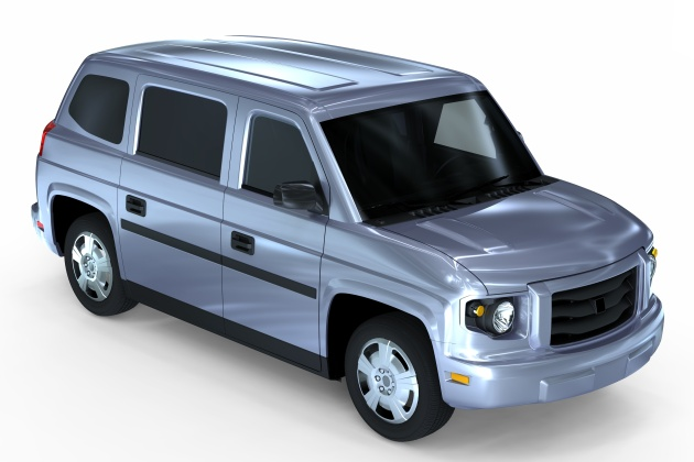 am general to build vpg mv 1 people mover at hummer h2 factory. Black Bedroom Furniture Sets. Home Design Ideas