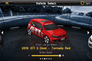 VW launches Real Racing GTI on iPhone, giving away six GTIs! 2