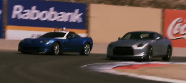 VIDEO: Behind the scenes of the PSP vs Driver ad