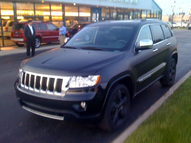 2011 Jeep Grand Cherokee  2017 Trailhawk  2018 Trackhawk