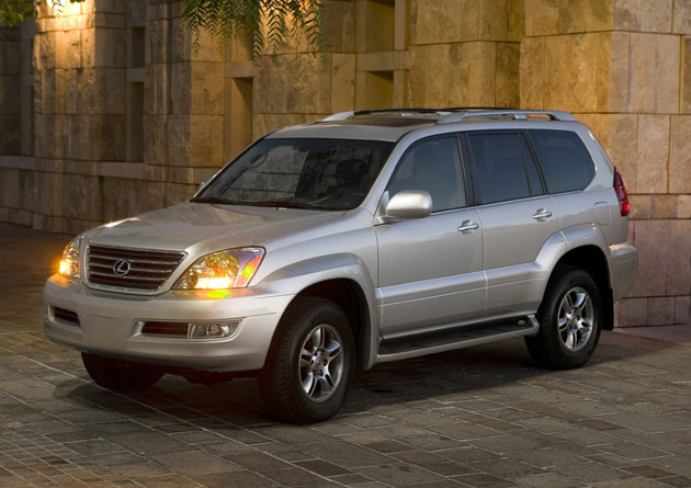 2009 Lexus GX 470