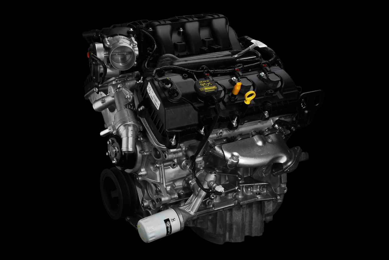 going to improve the v8?