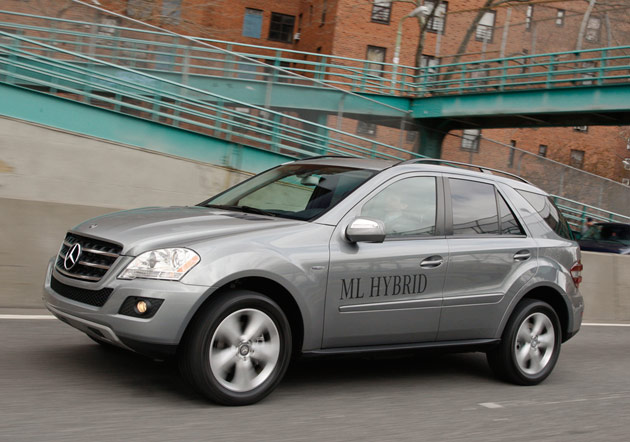 Mercedes benz ml450 hybrid 4matic not for sale lease only for Mercedes benz ml450 hybrid